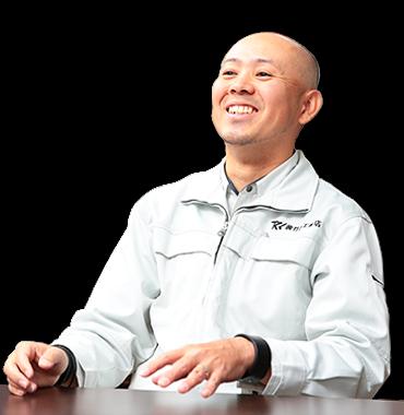 代表取締役 竹添武郎